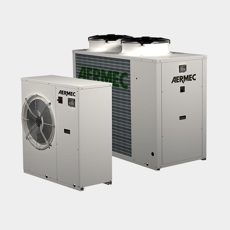 Ank pompa di calore reversibile aria acqua c t - Riscaldamento aria canalizzata ...